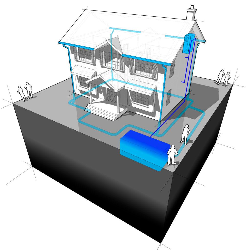 Récupérateur d'eau de pluie ATN Diffusion
