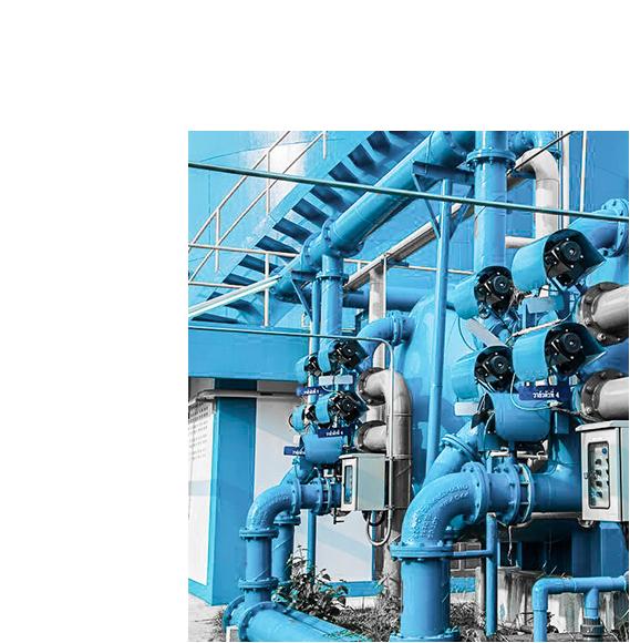 traitement eau potable ATN Diffusion
